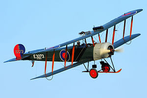 Avro 504K - Shuttleworth Uncovered 2015 (23172958672).jpg