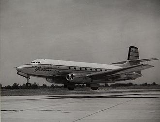 Avro Canada C102 Jetliner - Image: Avro Canada C 102 Jetliner