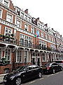 Azerbaijani Embassy, Kensington Court, London (25th September 2014).jpg