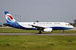 B-2345 - Chongqing Airlines - Airbus A320-233 - CAN (15267877635).jpg