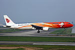B-6361 - Air China - Airbus A321-213 - Beautiful Sichuan Livery (No.1) - CAN (14673467220).jpg