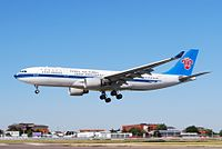 B-6532 - A332 - China Southern Airlines
