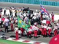 BAR and Toyota at the start grid at the 2003 Hungarian Grand Prix.jpg