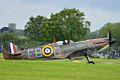 BBMF Spitfire P7350 at RIAT 2012 Flickr 7584555228.jpg