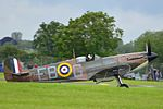 BBMF Spitfire P7350 at RIAT 2012 Flickr 7584555228.jpg