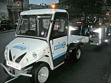 403859d521 An Alkè ATX280E electric utility vehicle