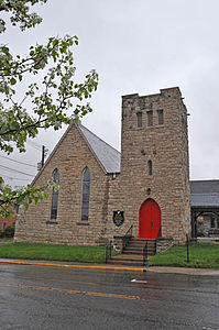 Blacksburg Historic District - Wikipedia