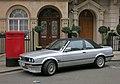 BMW 3-series convertible, Charles Street (geograph 4724035).jpg