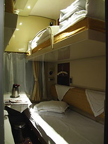 Sleeper Trains Travel Guide At Wikivoyage