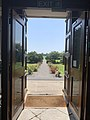 Backworth Miners' Welfare Hall grounds from the front door.jpg