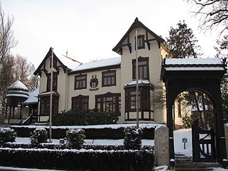 Bad Sachsa - Image: Bad Sachsa Town Hall