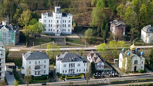 Bad Ems view