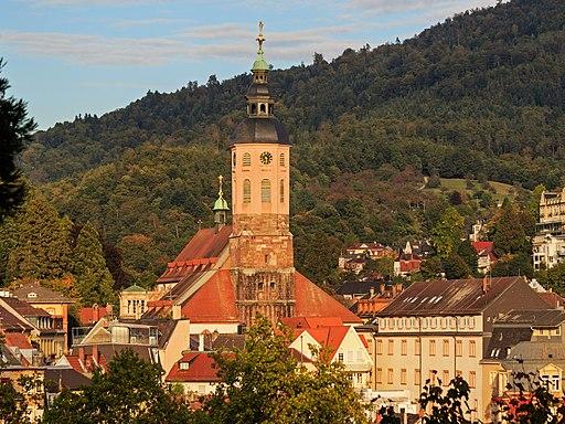 Baden Baden 10 2015 img24 Stiftskirche