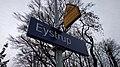 Bahnhofsschild Eystrup 170315.jpg