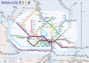 Hamburg Subway Map.Hamburg Travel Guide At Wikivoyage