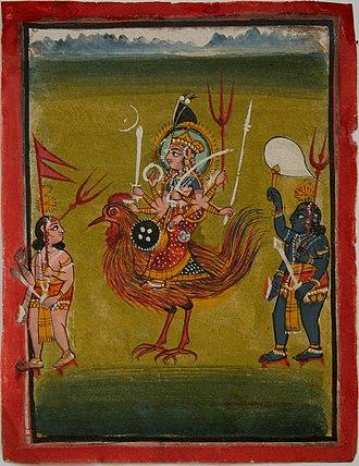 Becharaji - Bahuchar Mata