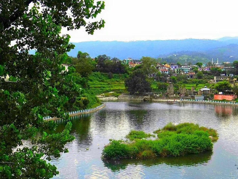 Baijnath Lake, Uttarakhand