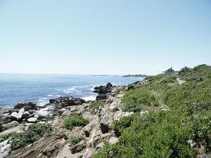 Bailey Island (Maine) - View of Bailey Island.