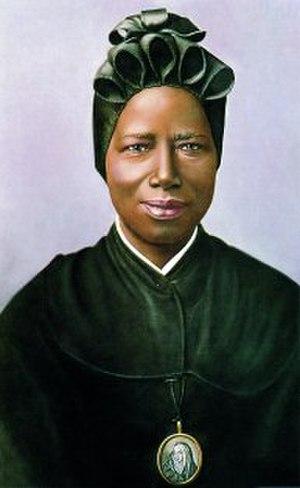 Josephine Bakhita - Image: Bakhita Szent Jozefina