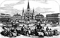 Ballou's Pictorial 1858 - Jackson Square New Orleans - crop illustration only.jpg