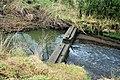 Ballyskeagh lock, disused Lagan canal - geograph.org.uk - 1721934.jpg