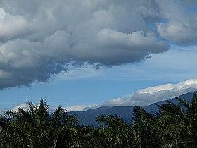 蒂迪旺沙山脉