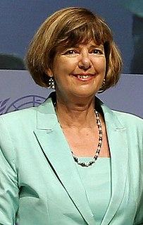 Barbara Creecy South African politician