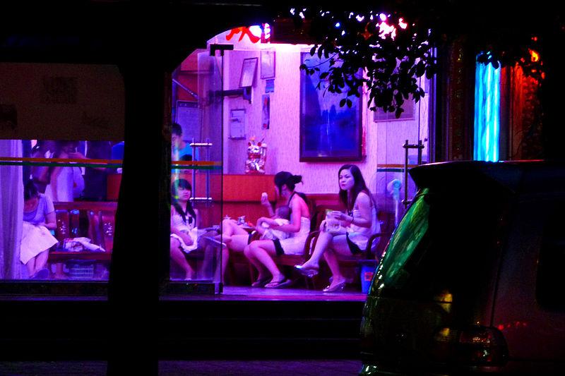 Chine : un milliard d'habitants, 4 millions de prostituées