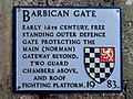 Barbican Gate Lewes plaque.jpg