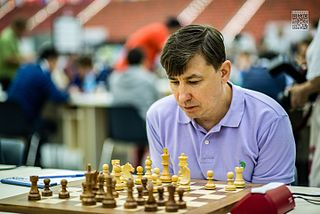 Evgeny Bareev Russian-Canadian chess player