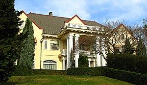 Klickitat Street - Image: Barnes House Portland Oregon