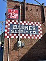 Barnes Supply Company Sign, Old West Durham, Durham, NC (49140352432).jpg