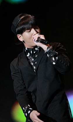 Baro at the Yongsan I-Park Mall on November 2013 03.jpg