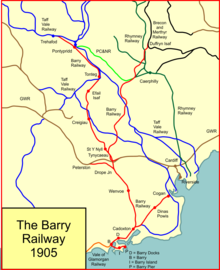 Barry Railway Company Wikipedia