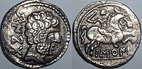 Barscunes coin. Roman period