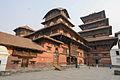 Basantapur Tower Kathmandu Durbar Square Nepal.jpg