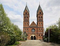 Basilika St. Germanus Wesseling, Bonner Straße 13