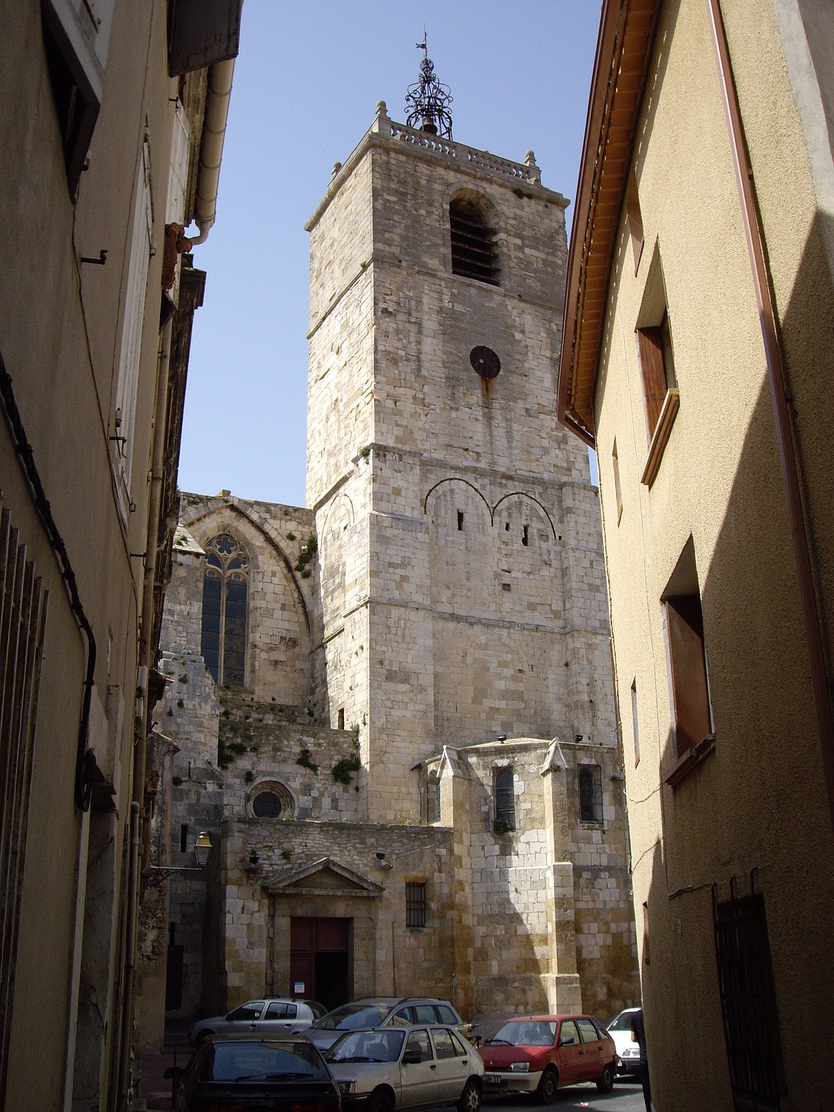 Église saint-paul de narbonne — wikipédia