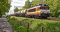 Bathmen Locon 9904 met ketelwagens richting Bad Bentheim (17142261154).jpg