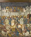 Battle between Novgorod and Suzdal (fresco) 03.jpg