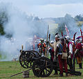 Battle of Tewkesbury reenactment - cannonfire.jpg