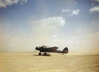 19 Squadron SAAF - Image: Beaufighter 252sqn