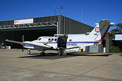 Beechcraft B200 King Air - VH-MSH.jpg