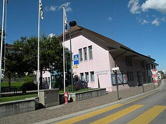 Begnins - Begnins village administration building