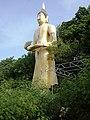 Behind the Yellow Budha - panoramio.jpg