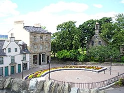 Beith Auld Kirk and The Cross - geograph.org.uk - 34617.jpg