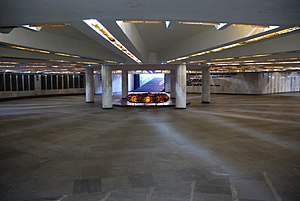 Victory Square, Minsk - Memorial Hall in the pedestrian underpass