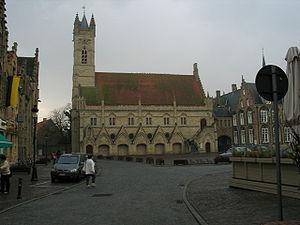 Nieuwpoort, Belgium - Image: Belfortnieuwpoort