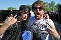Ben Bruce y Danny Worsnop.jpg
