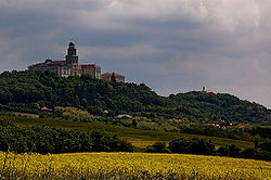 The Benedictine Pannonhalma Archabbey